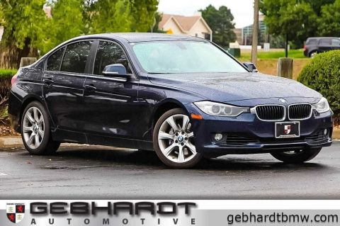 Pre-Owned 2014 BMW 3 Series 335i xDrive AWD