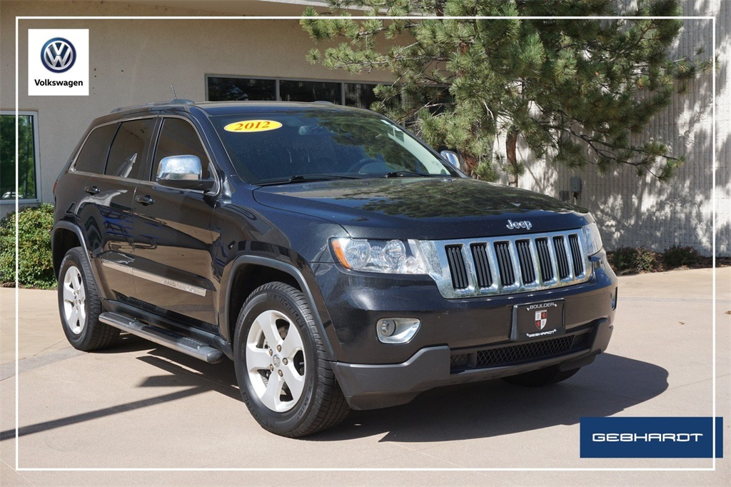 Pre Owned 2012 Jeep Grand Cherokee Laredo
