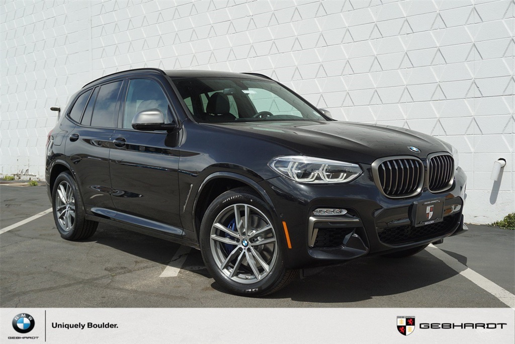 new 2018 bmw x3 m40i 4d sport utility in boulder b18522. Black Bedroom Furniture Sets. Home Design Ideas