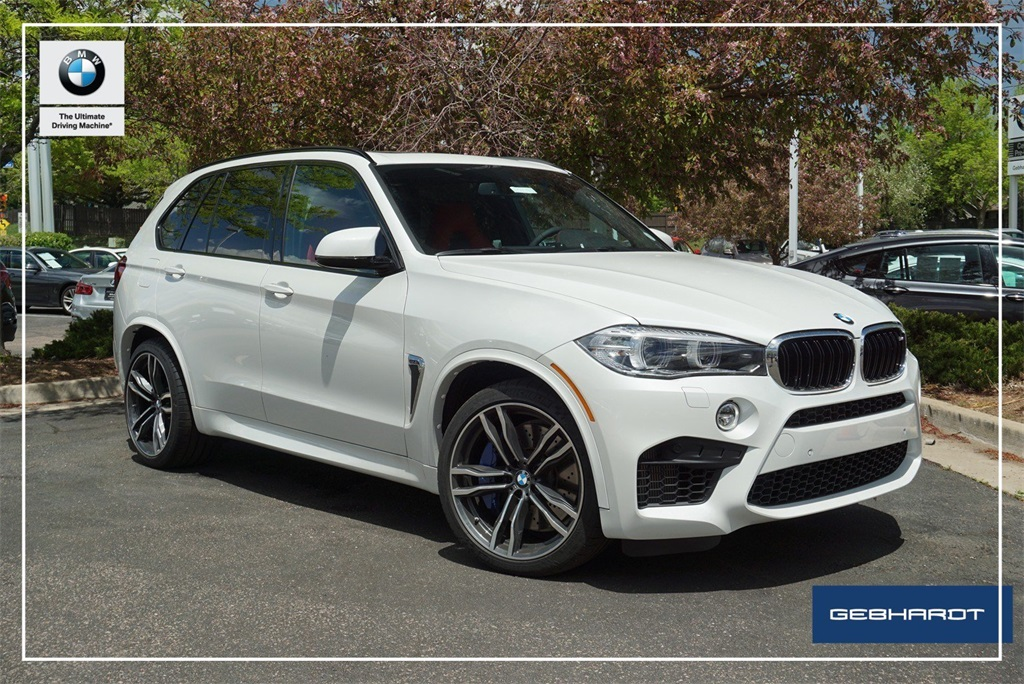 New 2018 BMW X5 M With Navigation & AWD