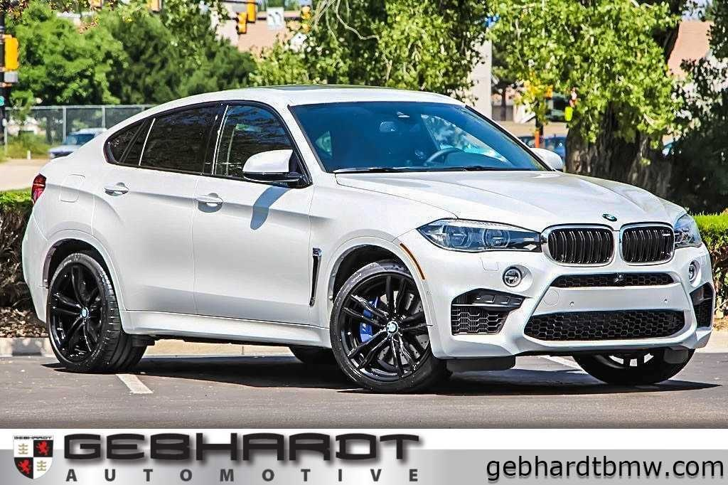 new 2017 bmw x6 m 4d sport utility in boulder b17589 gebhardt bmw. Black Bedroom Furniture Sets. Home Design Ideas
