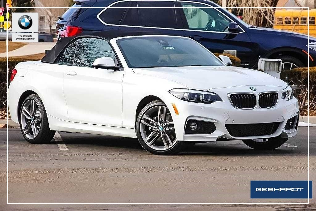 New 2018 BMW 2 Series 230i xDrive With Navigation & AWD