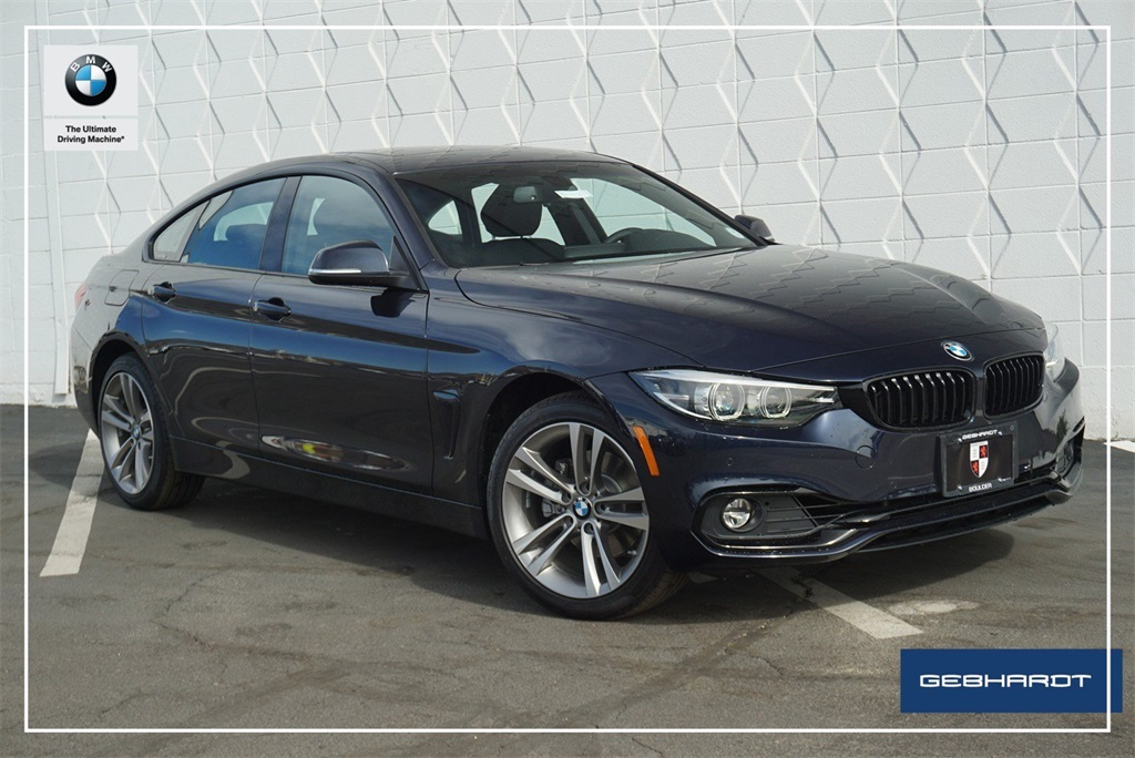 New 2018 BMW 4 Series 430i xDrive Gran Coupe AWD