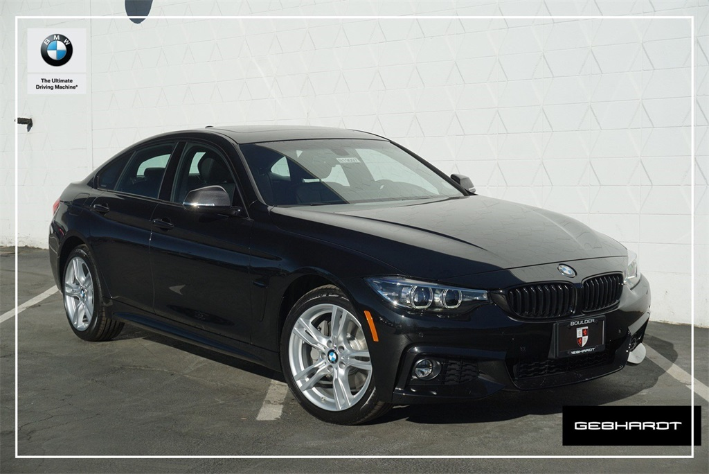 New 2019 BMW 4 Series 430i xDrive Gran Coupe With Navigation & AWD