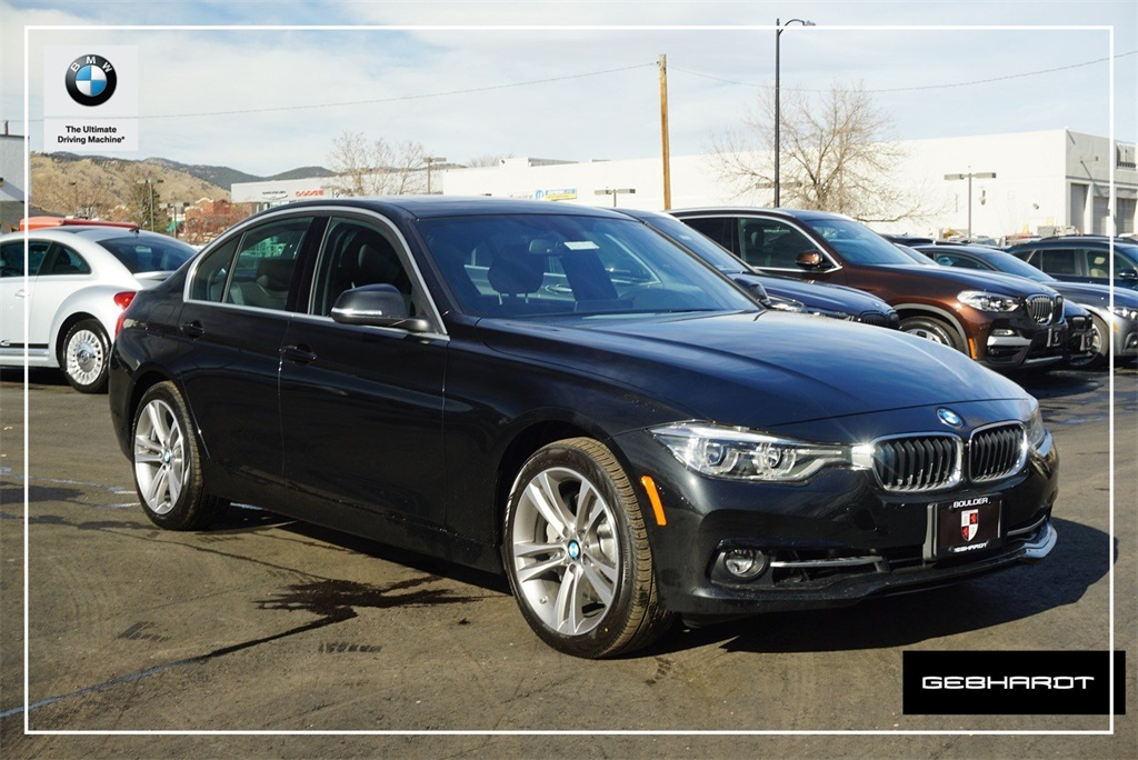 New 2018 BMW 3 Series 340i xDrive With Navigation & AWD