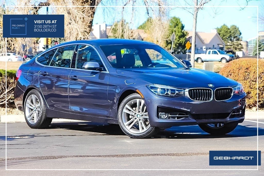Certified Pre-Owned 2017 BMW 3 Series 330 Gran Turismo i xDrive