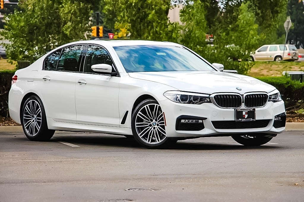 New 2018 Bmw 5 Series 530i Xdrive 4d Sedan In Boulder