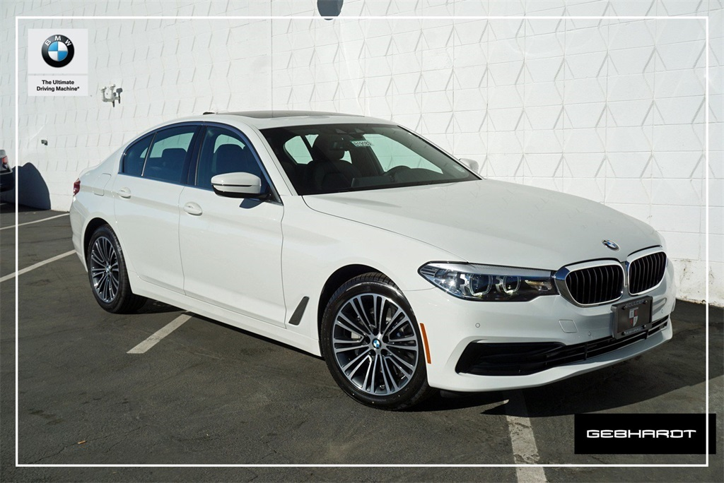 New 2019 BMW 5 Series 530i xDrive With Navigation & AWD