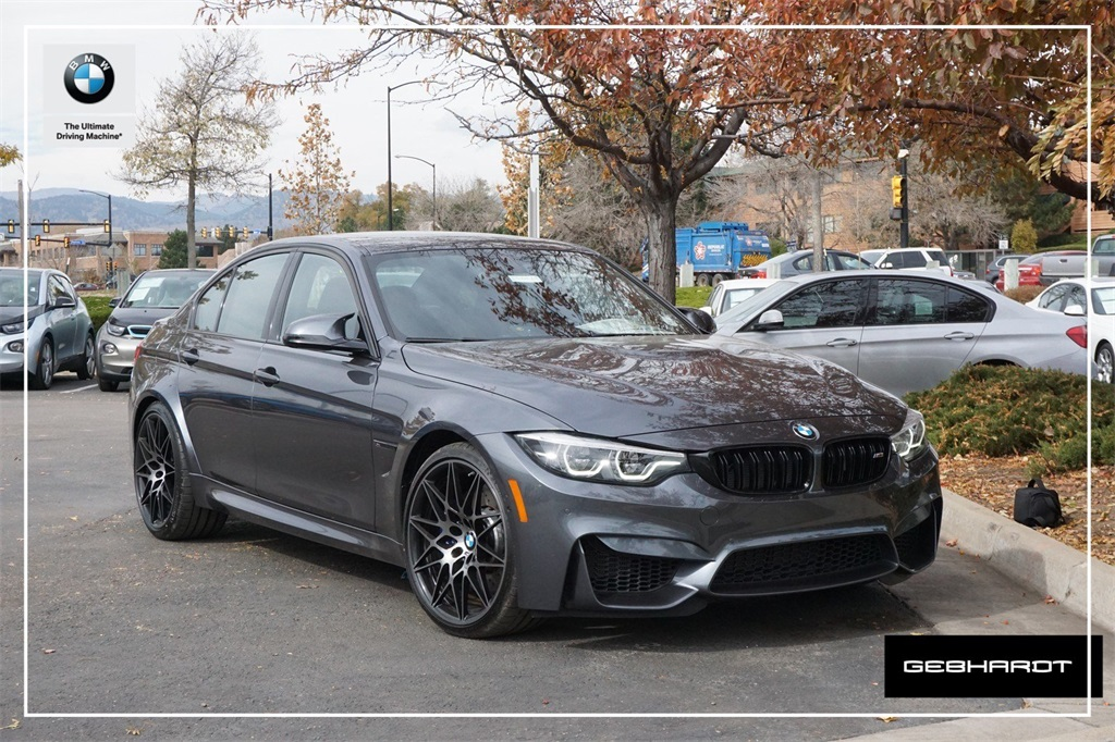 New 2018 BMW M3 w/ Competition Package