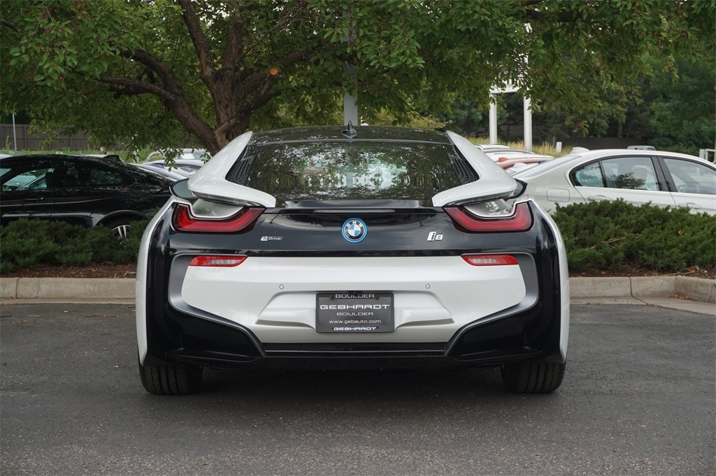 New 2019 Bmw I8 2d Coupe In Boulder B19010 Gebhardt Bmw