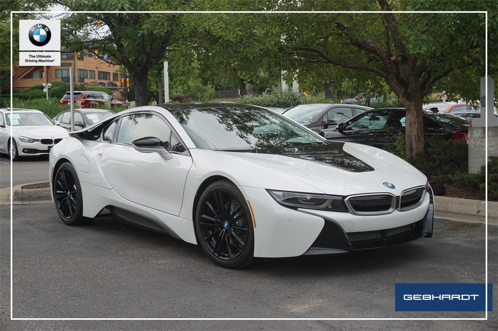 New 2019 BMW i8 With Navigation & AWD