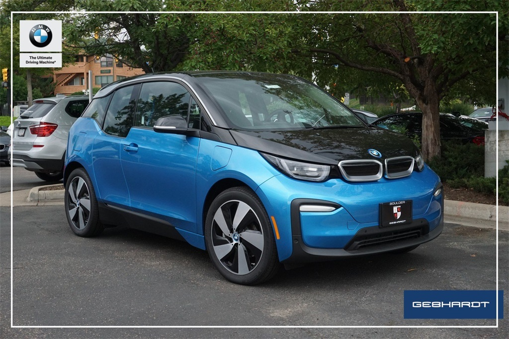 New 2018 BMW i3 94Ah w/Range Extender With Navigation