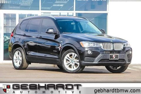 Pre-Owned 2015 BMW X3 xDrive35i AWD