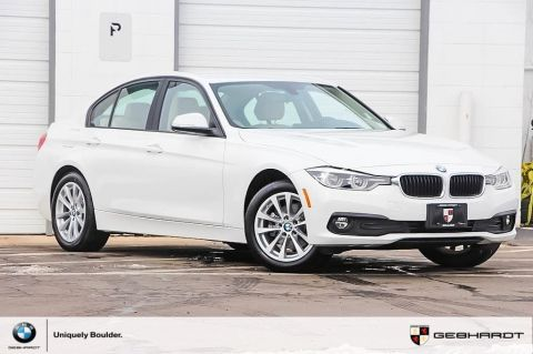 Pre-Owned 2018 BMW 3 Series 320i xDrive AWD