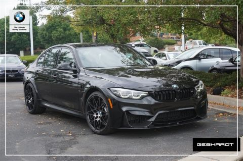 New 2018 BMW M3 Competition